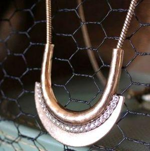 Chloe + Isabel adjustable necklace
